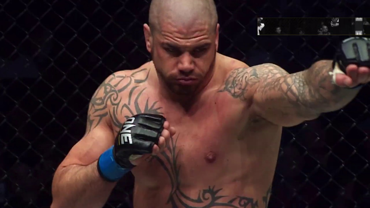 Chris Lokteff vs. James McSweeney   ONE Championship Full Fight   August 2014