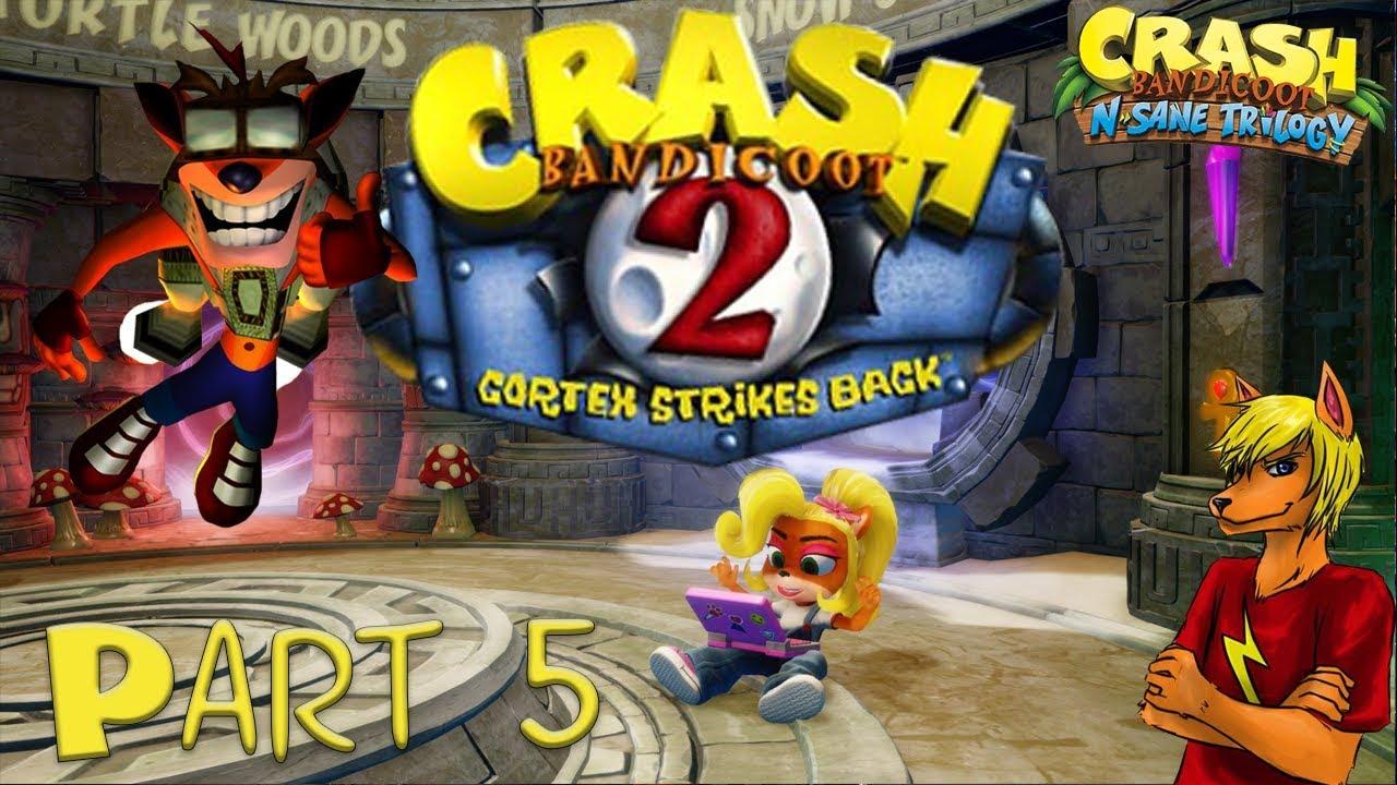 YouGamePlay com - Gameplay Videos - Polar Express | Crash Bandicoot