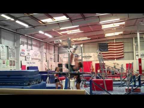 Tampa Bay Turners Optional Gymnastics Sarah Wolford 2010 09 27 16 42 00