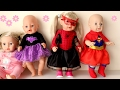 Baby Annabell Baby Born Baby Dolls Fashion Show!