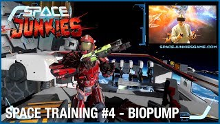 Space Junkies : Space Training #4 – Biopump Trailer | Ubisoft [NA]