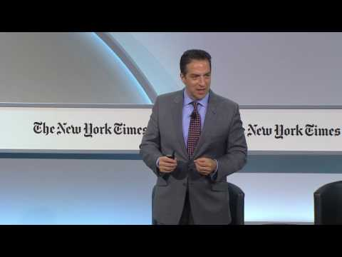 The New York Times Higher Ed Leaders Forum: Quick and Nimble: How to Create a Culture of Innovation