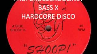 BASS X- HARDCORE DISCO