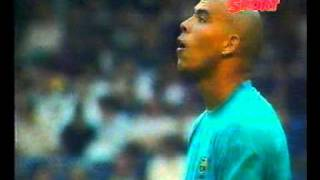 Romario, Rivaldo, Ronaldo