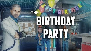 The Story of Fallout 3 Part 1: The Birthday Party - Fallout 3 Lore