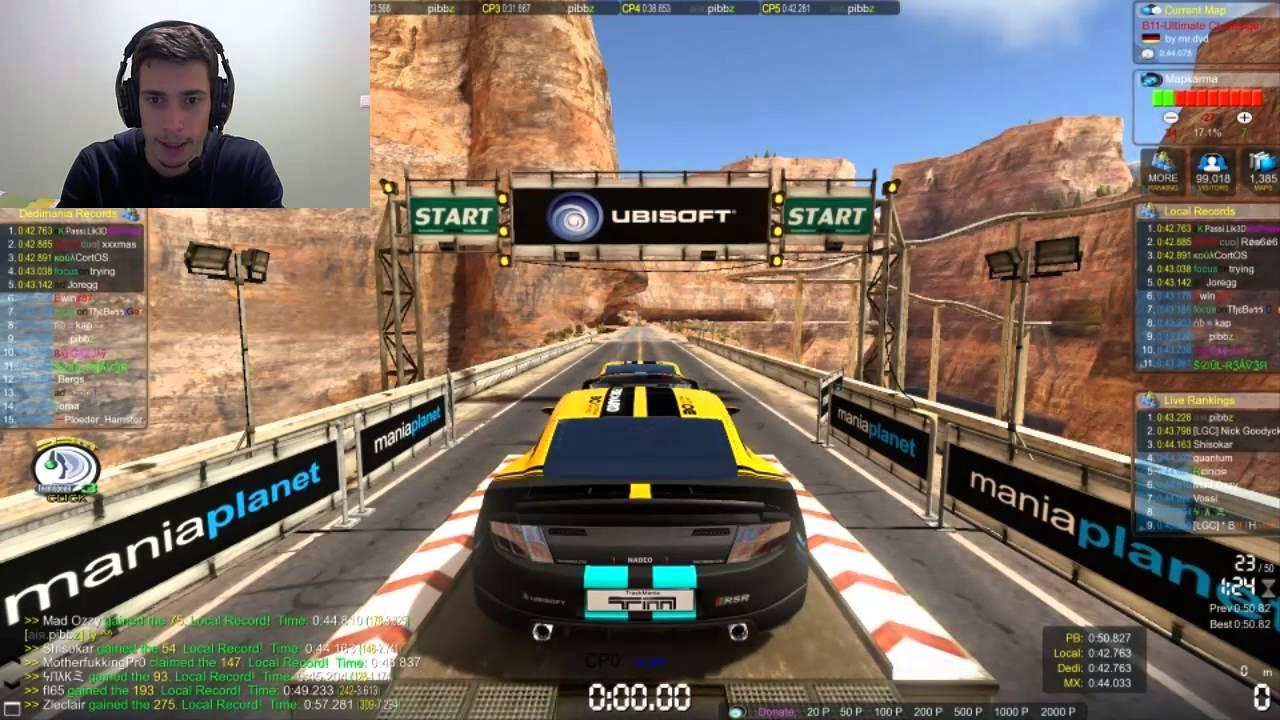 Kết quả hình ảnh cho Trackmania 2: Canyon -