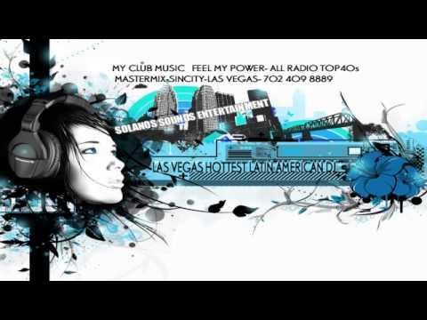 MY CLUB MUSIC 2012  2013 ALL TOP40s RADIO HITs MIX LATINO BYDJ702