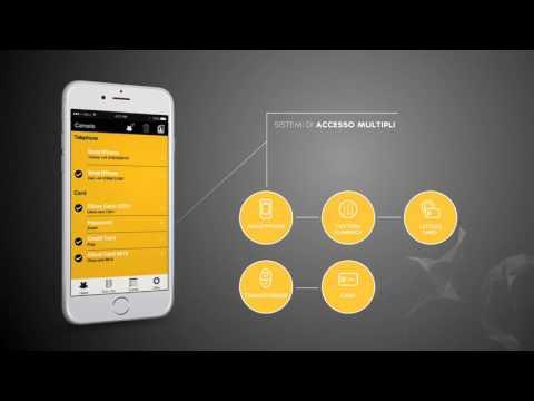 Arckey, il sistema di gestione accessi per porte blindate Oikos