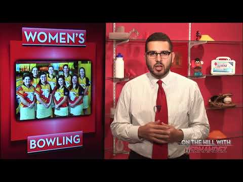 On the Hill with Hernandez - Chestnut Hill College Women's Bowling Preview (FDU New Jersey Jamboree)