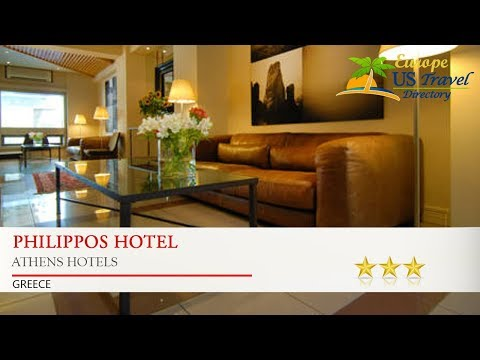 Philippos Hotel - Athens Hotels, Greece
