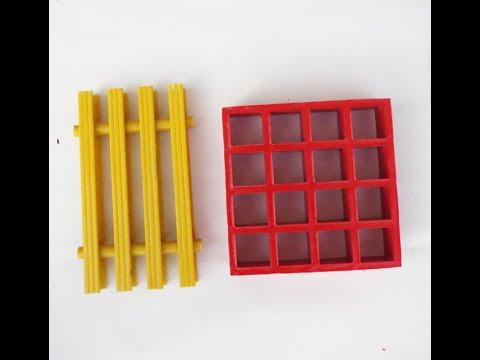 Fiberglass grating, frp decking floor, - Zhengzhou Yalong Pultrex