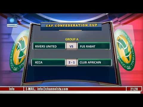 Sports Tonight: CAF Confederation Cup In Focus