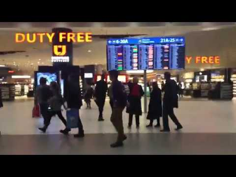 Новый аэропорт Стамбула ( прилёт 🛬 )