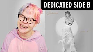 Baixar CARLY RAE JEPSEN - DEDICATED SIDE B (ALBUM REACTION)   Sisley Reacts