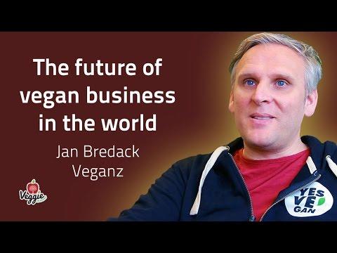 The future of vegan business in the world - Jan Bredack, Veganz