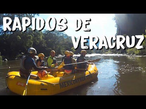 😱 ¿Cómo son los RAPIDOS de VERACRUZ? | Jalcomulco | Boca del Rio |  Todo Por Descubrir | DÍA 2