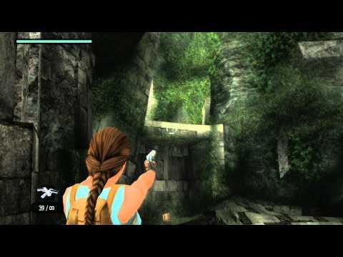 Tomb Raider Anniversary - 1.3 - Peru - The Lost Valley - Relic/Artifact |