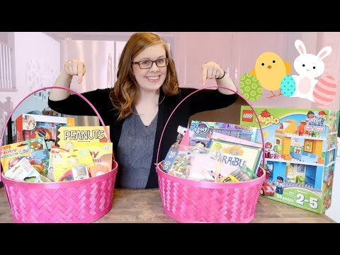 Non-Candy Easter Basket Gifts | HIGH QUALITY EASTER BASKET GIFT IDEAS