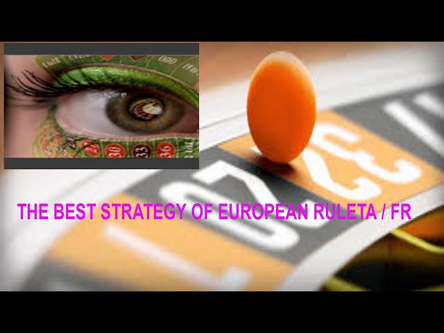 THE BEST STRATEGY OF EUROPEAN ROULETTE / RECURRENT FREQUENCIES (FR) 🤑
