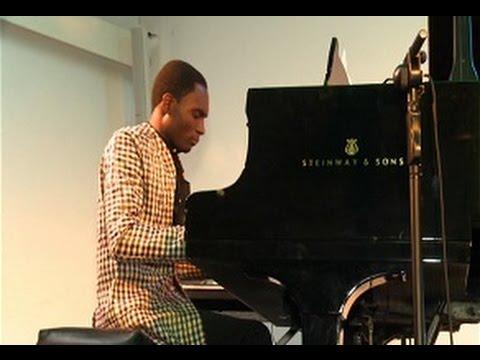 Abidjan: Concert de chants et cantiques d'Achille Roland Kouassi à l'institut Goethe