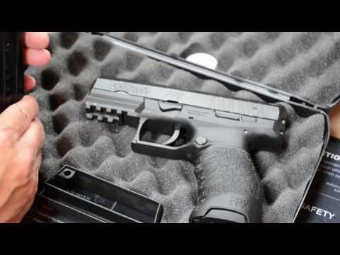 The new Walther PPX: Unbox and first look