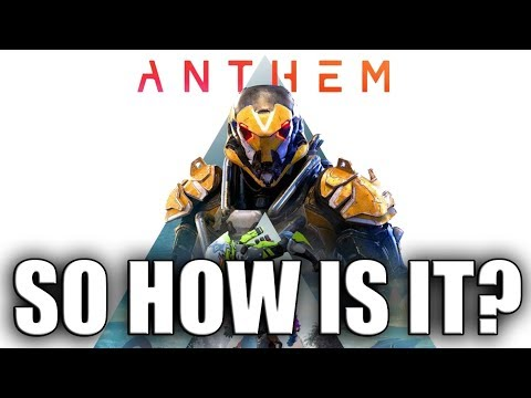 Anthem Demo/Beta - Is It Any Good?