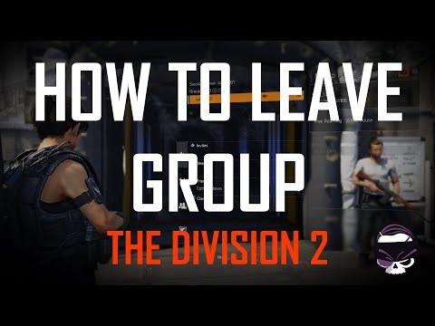 the division how to leave matchmaking