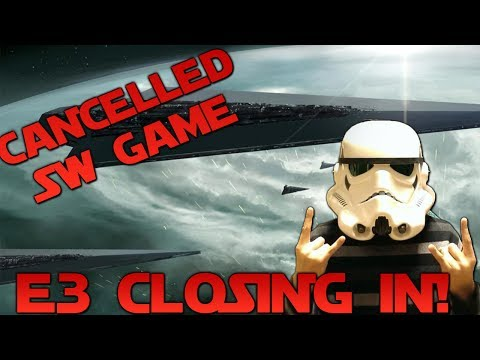 Star Wars Battlefront tweets & Attack Squadrons CANCELLED!