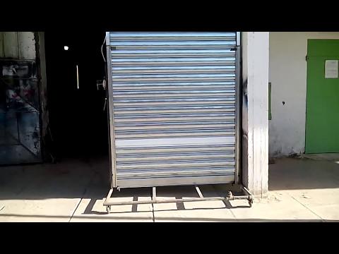 Doovi - Rideaux garage electrique ...