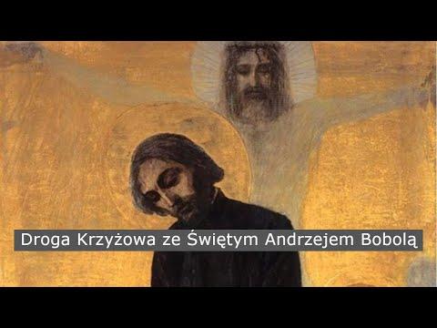 Droga Krzyżowa ze Świętym Andrzejem Bobolą
