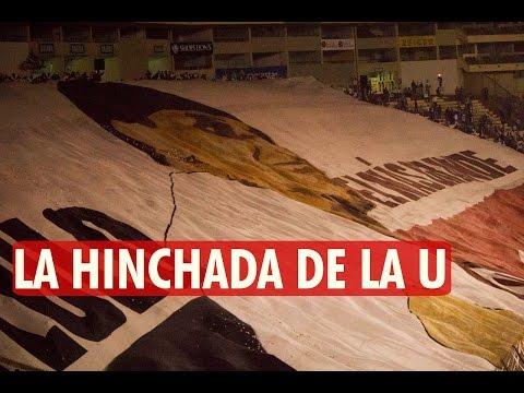 VIDEO EMOTIVO -  LA HINCHADA DE LA U