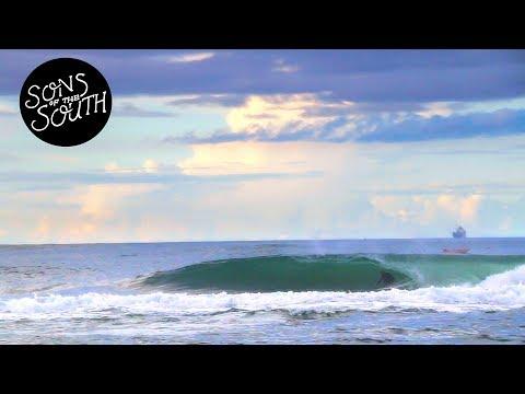 Dan Tingey Surfing NZ 2017