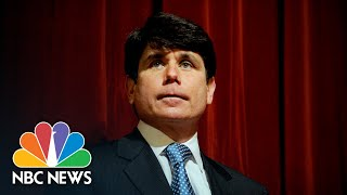 Trump Commutes Blagojevich's Sentence, Grants Several Pardons | NBC Nightly News