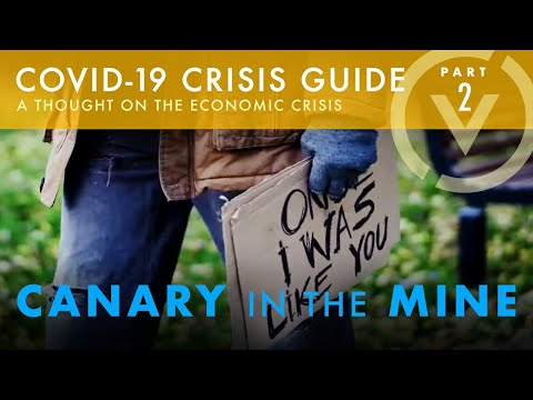 Theofilos Chaldezos - Canary In The Mine: A Thought On The Economic Crisis