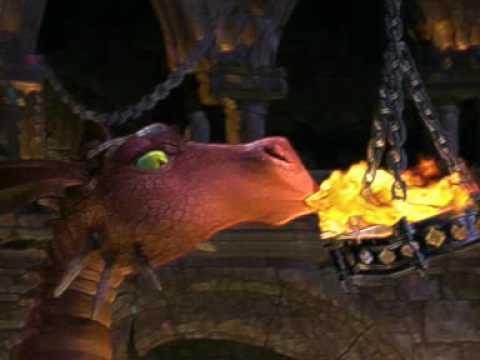 shrek dragon - dragon video - Fanpop