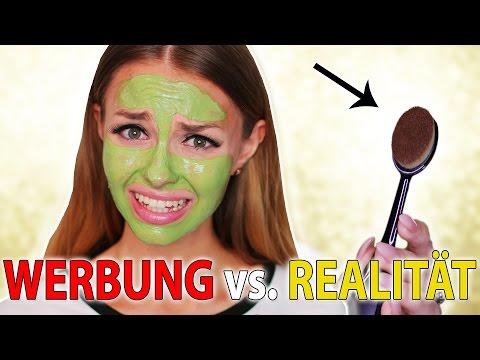 LÜGEN AUS DER WERBUNG?!   WERBUNG vs REALITÄT - 4 PRODUKTE aus AMAZON & DROGERIE   XLAETA