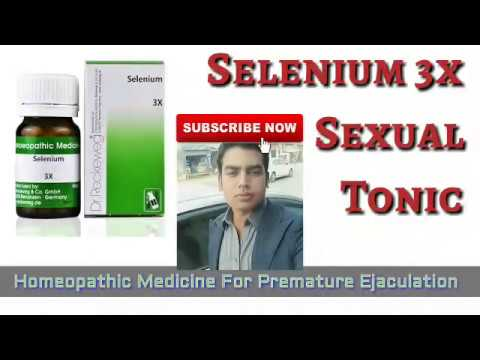 Benefits of Selenium Homeopathic medicine fully Explain !!