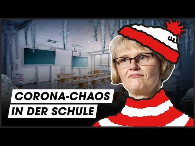 Wo steckt unsere Bildungsministerin in der Krise?