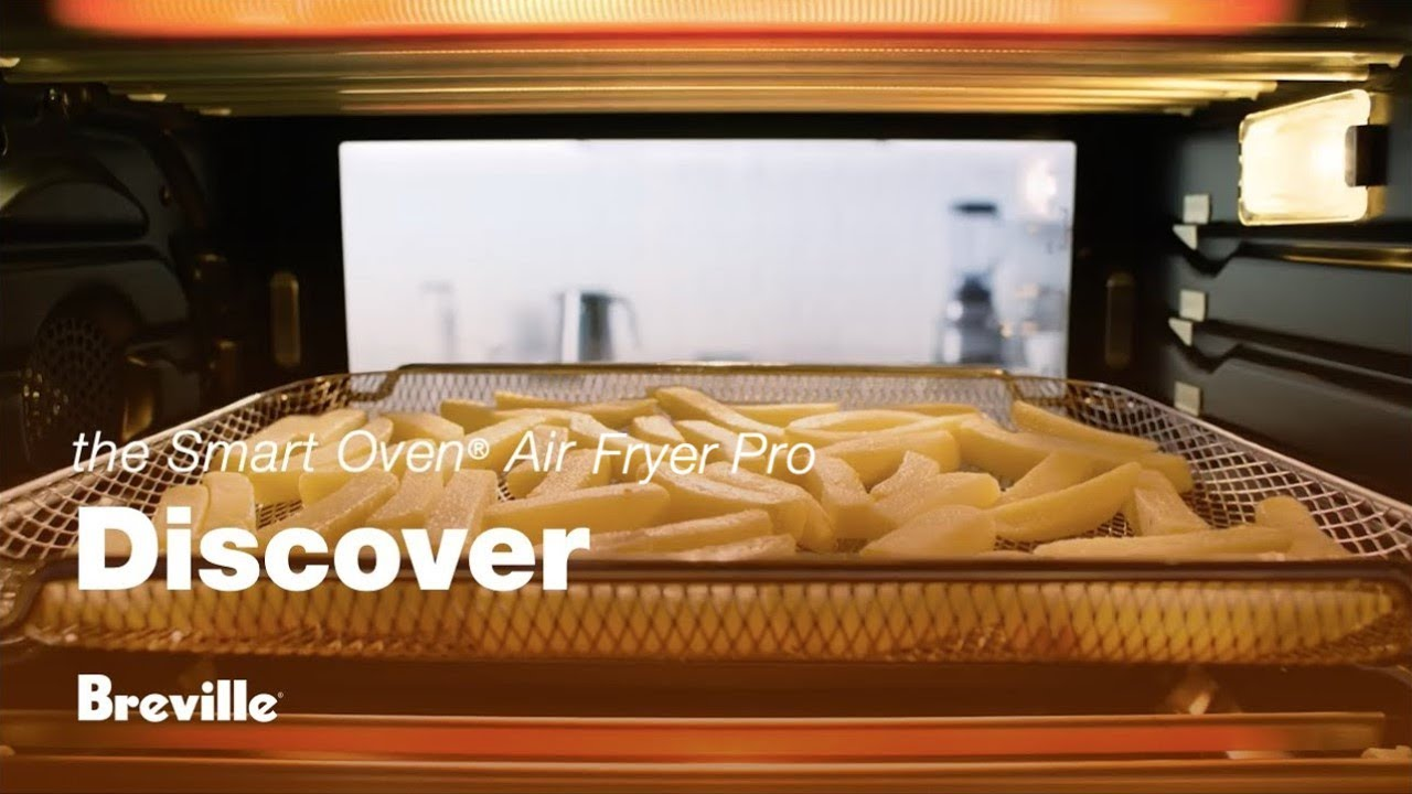 Breville Smart Oven 174 Air With Airfry And Larger Capacity