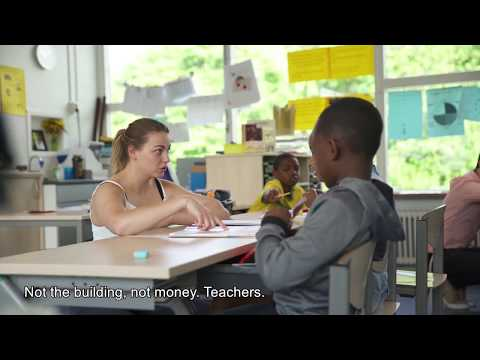 Equal opportunities in education. Watch this school's approach.