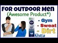 Nivea Men Deo| 24 Hour control| Gym freaks | Outdoor men