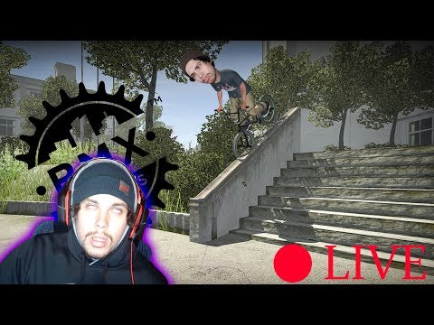 What Up Pimps | BMX Streets Live Gameplay