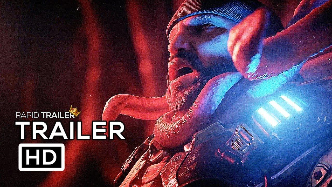 GEARS OF WAR 5 Official Trailer (2019) E3 2018 Game HD