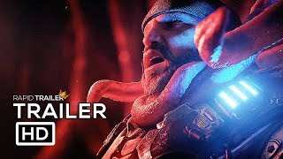 GEARS OF WAR 5 Official Trailer (2019) E3 2018 Game HD