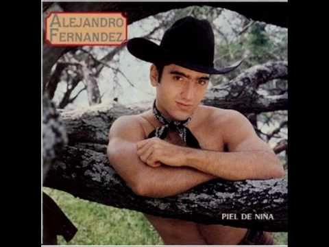 No Estoy Triste Alejandro Fernandez Youtube