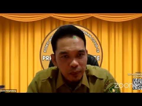 Update Covid 19 Provinsi Riau 21 Juli 2020
