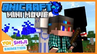 Sosok Misterius !! | Animasi Anicraft Mini Movie Eps. 1 | Minecraft Animation