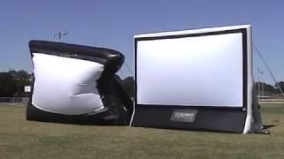 Inflatable Movie Screen Comparison
