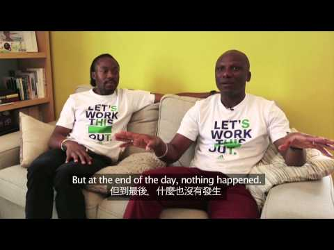 Two Togolese Refugees' Story // 兩個多哥難民的故事