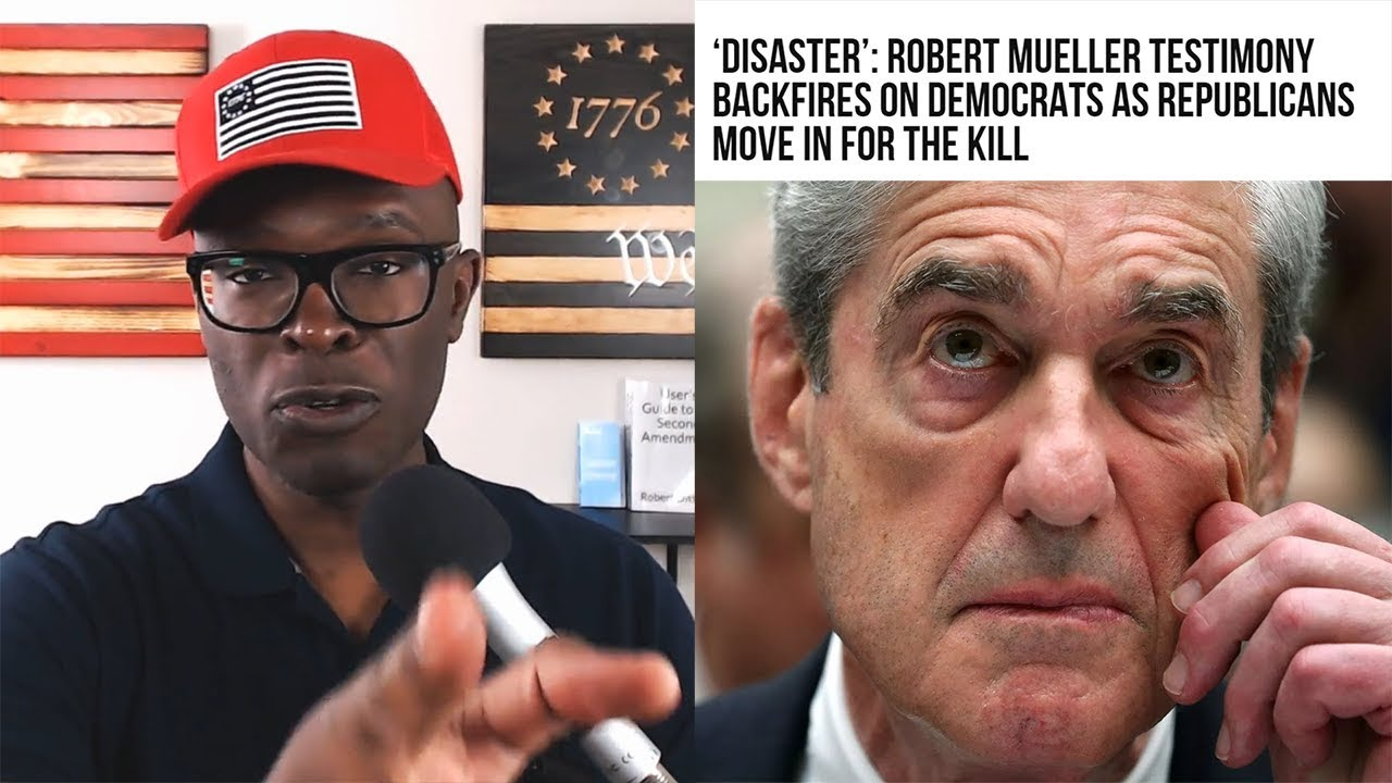 ABL Mueller Served Up A NOTHING BURGER During His Testimony At Congress!